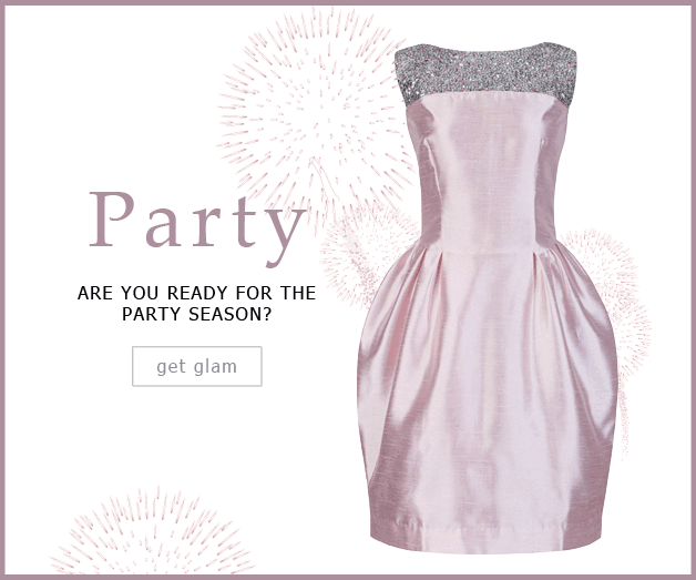 Are you ready for the Party Season?