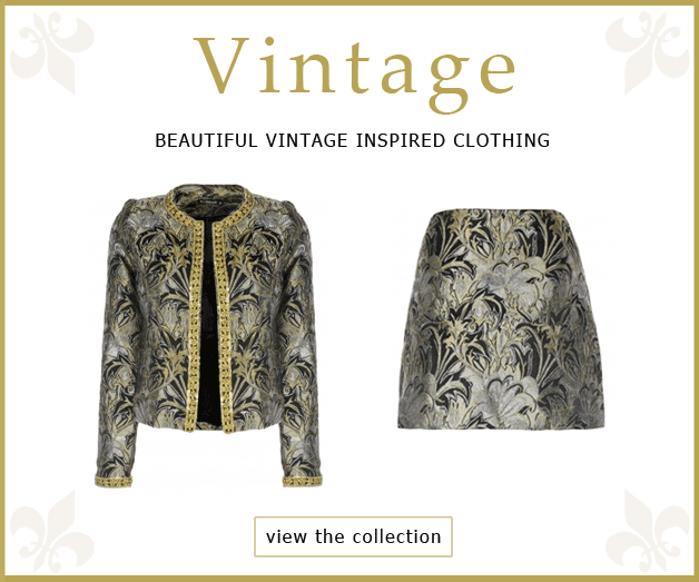 Beautiful Vintage Inspired Clothing
